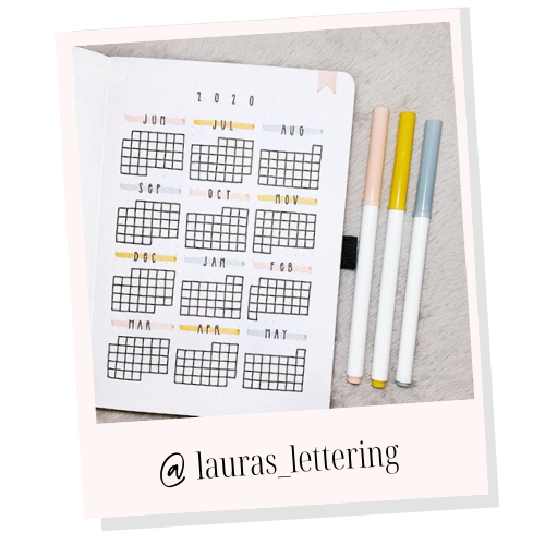 things you can track in your planner