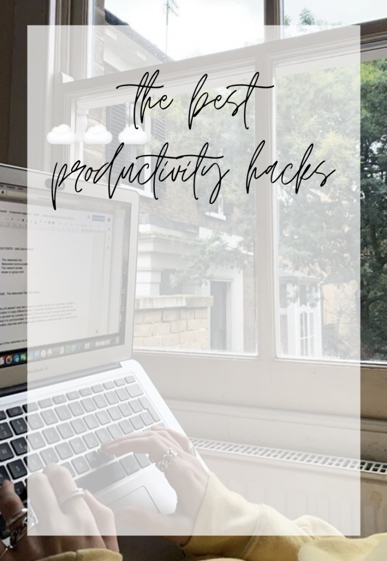 Best Productivity Hacks EVERYONE Should Know About