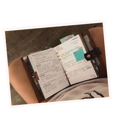 planning style to do lists